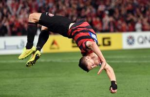wanderers in fairytale run to afc champions league final