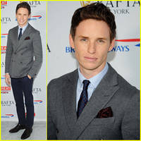 Eddie Redmayne On Early Oscar Buzz for 'Theory of Everything': 'It's Properly Flattering'