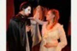 Phantom of the Opera goes down a storm at St Peter's High School